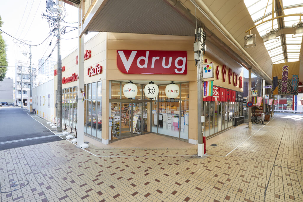 V・drug大須店
