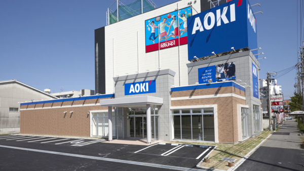 AOKI 岐阜県庁前店